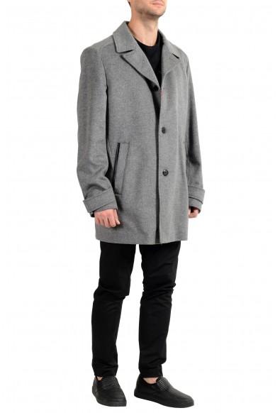 "Hugo Boss ""Midais1842"" Men's Wool Cashmere Three Button Pea Coat: Picture 2"