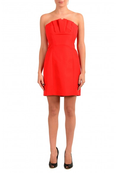 Dsquared2 Women's True Red Mini Dress