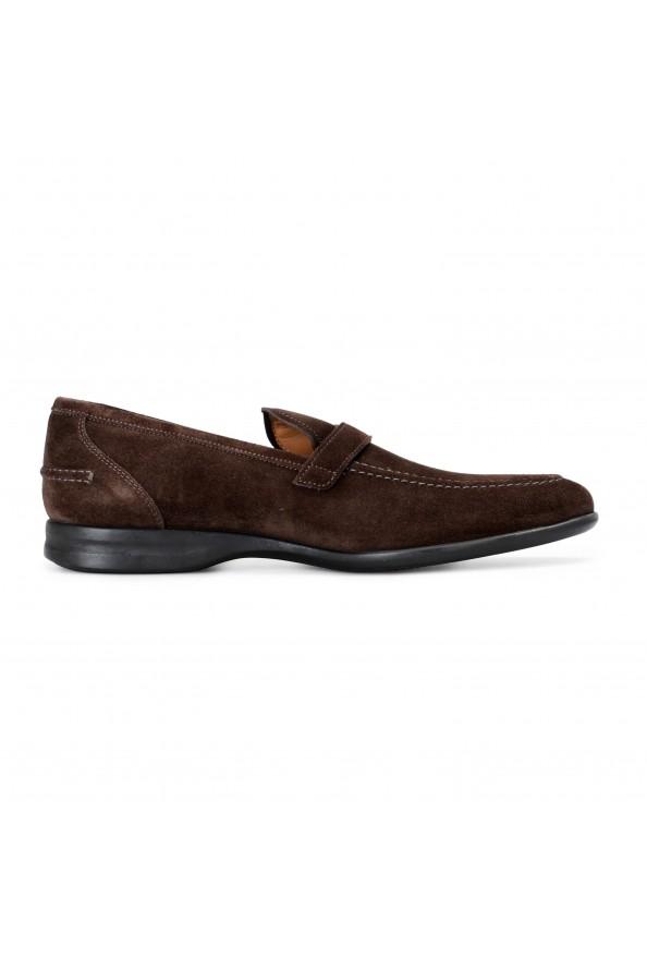 "Salvatore Ferragamo Men's ""Tangeri 2"" Brown Suede Leather Slip On Loafers Shoes: Picture 2"