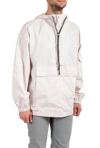 "Hugo Boss ""Bentrio192T1"" Men's Pale Pink Hooded Windbreaker Jacket: Picture 2"