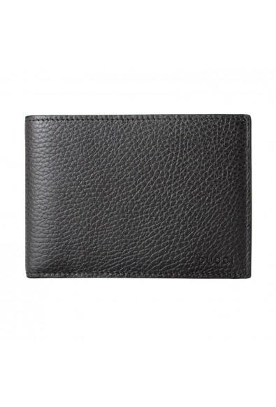Gucci 100% Leather Dark Brown Men's Bifold Wallet