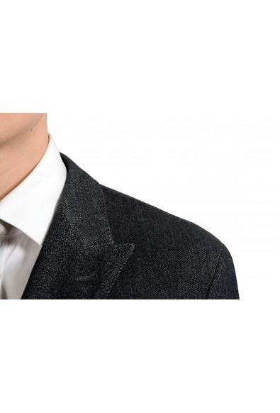 "Hugo Boss ""Morissey"" Men's Gray Double Breasted Blazer Sport Coat: Picture 2"