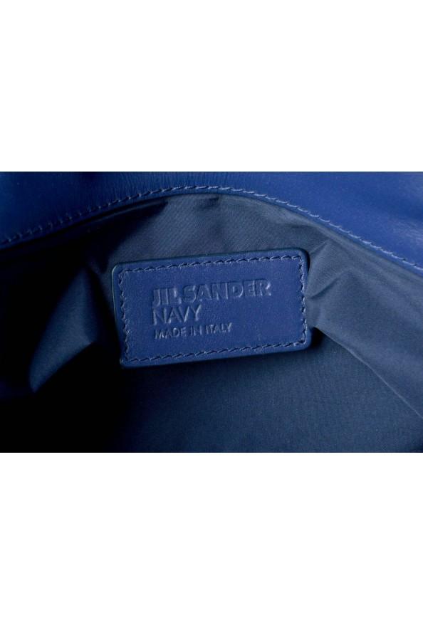 Jil Sander 100% Leather Multi-Color Women's Clutch Bag: Picture 4