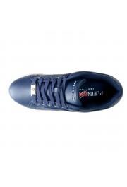 "Plein Sport ""Julian"" Blue Fashion Sneakers Shoes: Picture 8"