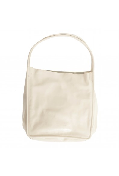 Proenza Schouler Women's Ivory Leather Tote Handbag Shoulder Bag: Picture 2