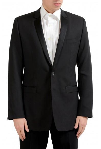"Dolce & Gabbana ""Gold"" Men's 100% Wool Off Black Blazer Sport Coat"