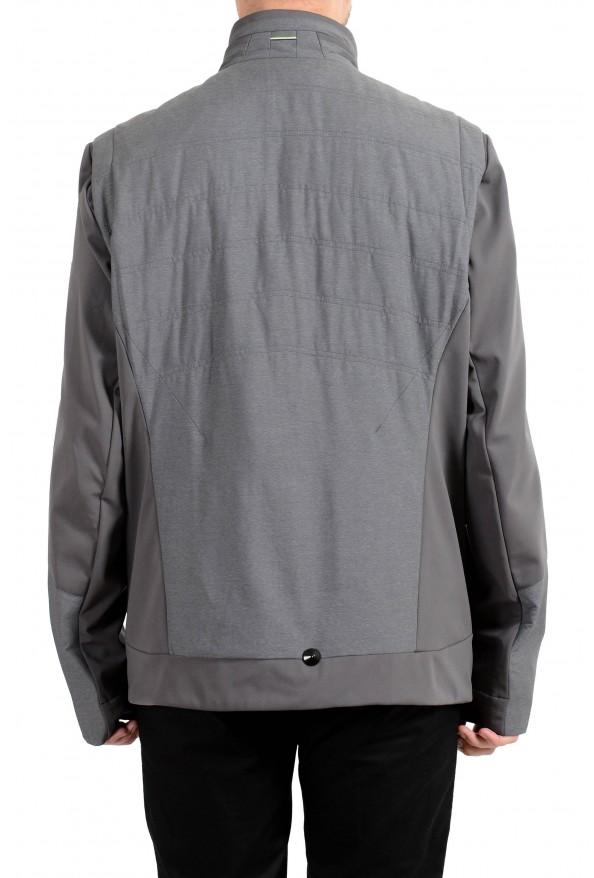 """Hugo Boss """"Jamick Pro"""" Men's Gray Zip Windbreaker Jacket: Picture 5"""
