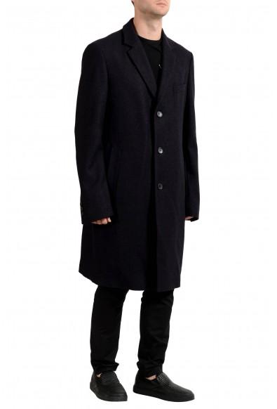 "Hugo Boss ""Nye2_BXN"" Men's Wool Silk Three Button Coat : Picture 2"