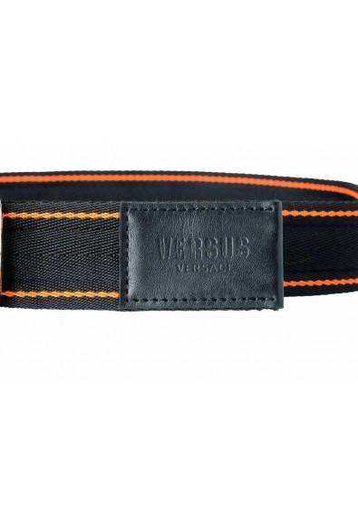 Versace Versus Leather Trim Multi-Color Women's Belt: Picture 2