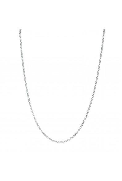 BARAKA Men's GC221292ACAC500000 Metal Chain Necklace