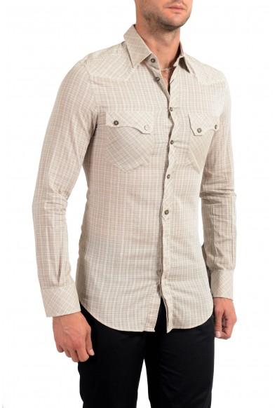 Dolce&Gabbana D&G Men's Long Sleeve Dress Shirt : Picture 2