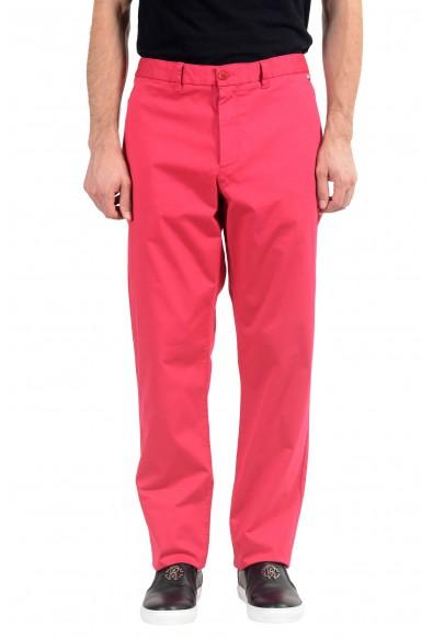 "Hugo Boss ""Leeman1-W"" Pink Men's Casual Pants"