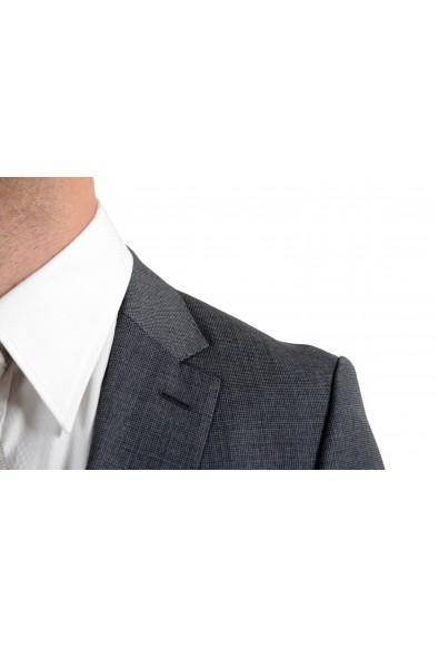 """Hugo Boss """"Novan5/Ben2"""" Men's 100% Wool Slim Gray Two Button Suit: Picture 2"""