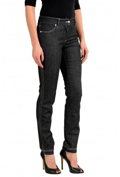 Versace Versus Gray Slim Fit Women's Jeans: Picture 2