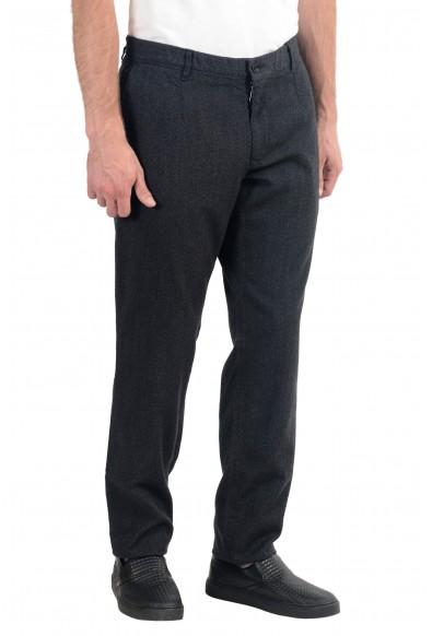 Dolce & Gabbana Men's Gray Wool Dress Pants : Picture 2