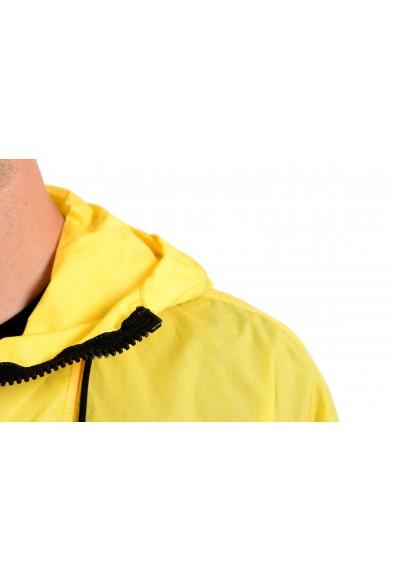 Stone Island Yellow Full Zip Men's Windbreaker Jacket : Picture 2