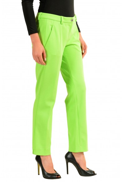 Versace Collection Green Women's Casual Pants: Picture 2
