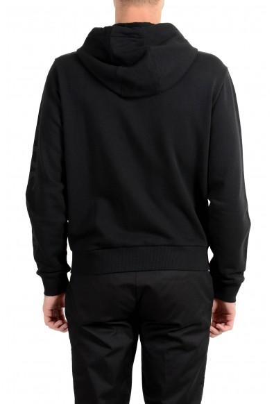 Versace Men's Black Full Zip Hoodie: Picture 2