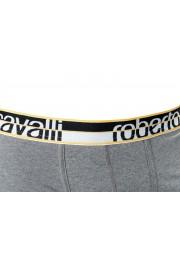 Roberto Cavalli Men's Gray Boxer Underwear Pack Of Two: Picture 3