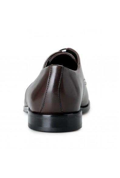 "Hugo Boss Men's ""Highline_Derb_bu"" Brown Leather Derby Shoes : Picture 2"