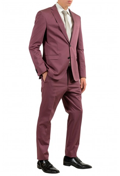 """Hugo Boss """"Reyno3/Wave1"""" Men's Purple Two Button Suit: Picture 2"""