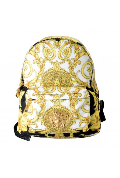 Versace Women's Barocco Print Medusa DBFF360 Backpack