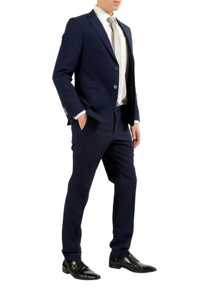 "Hugo Boss ""Nivan/Benno"" Men's Wool Blue Two Button Suit: Picture 2"