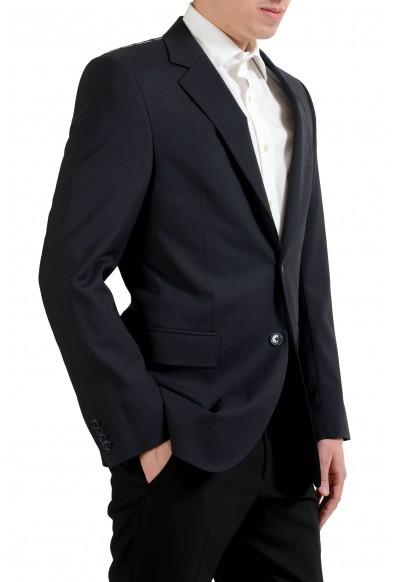 "Dolce & Gabbana ""Sicilia"" Men's Wool Stretch Black Blazer Sport Coat: Picture 2"