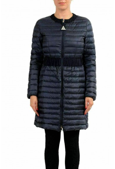 """Moncler Women's """"HODENITE"""" Lightly Insulated Down Jacket Coat"""