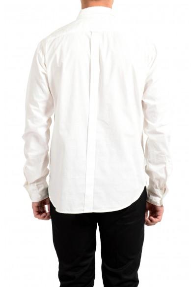 Dolce&Gabbana Men's White Long Sleeve Dress Shirt: Picture 2
