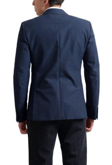 Prada Men's Multi-Color Two Button Sport Coat Blazer: Picture 2