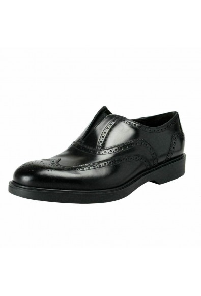 Salvatore Ferragamo Men's Gambit Leather Loafers Shoes