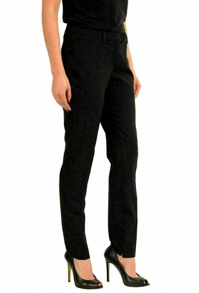 Moncler Women's Wool Black Dress Pants: Picture 2