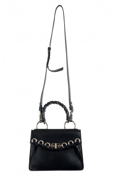 Proenza Schouler Women's Black Leather Handbag Shoulder Bag