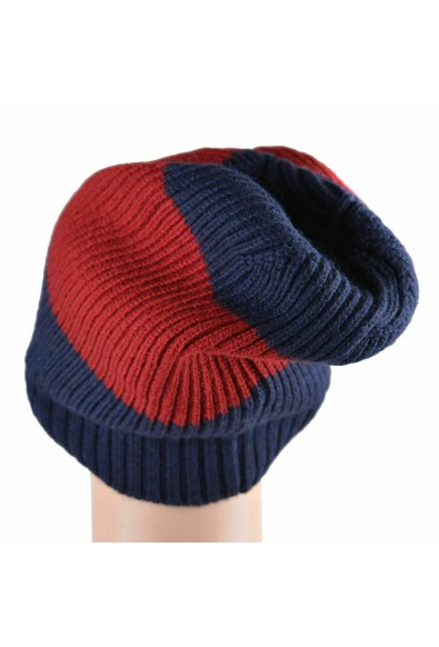 Gucci Unisex Multi-Color 100% Wool Beanie Hat: Picture 2