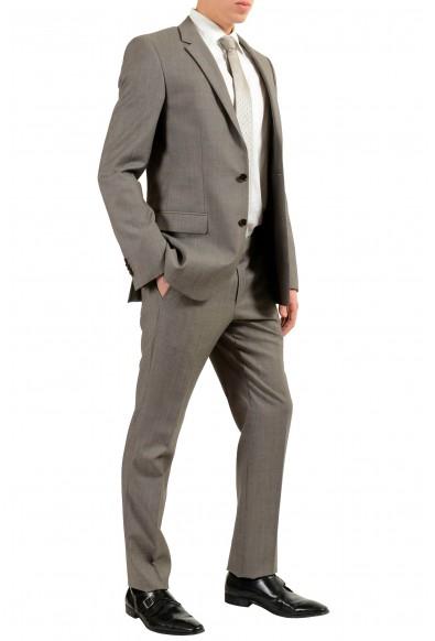"Hugo Boss ""Halsey/Merrill2"" Men's 100% Wool Gray Two Button Suit: Picture 2"