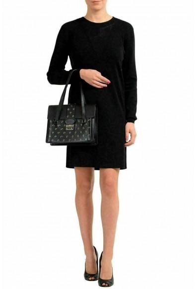 Red Valentino Leather Black Women's Handbag Shoulder Bag: Picture 2