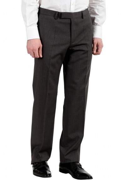 """Hugo Boss """"Edison2/Power"""" Men's 100% Wool Brown Two Button Suit: Picture 2"""