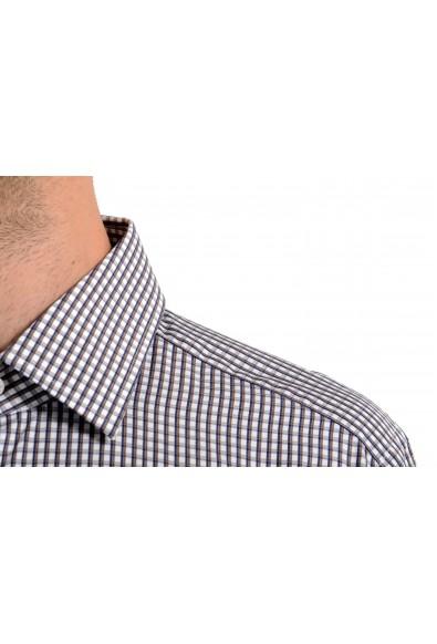 "Hugo Boss ""T-Thob"" Men's Plaid Slim Fit Long Sleeve Dress Shirt: Picture 2"