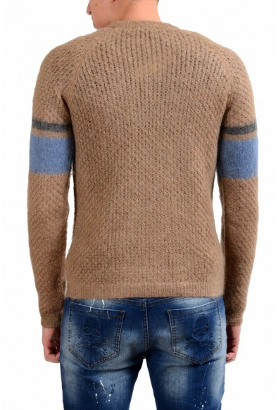 Prada Men's Mohair Wool Crewneck Sweater: Picture 2