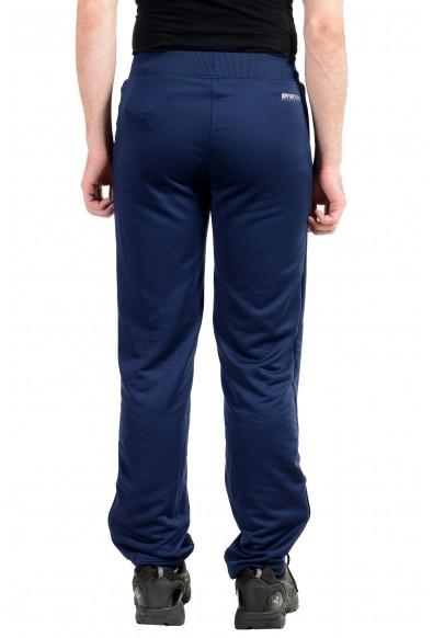 """Emporio Armani EA7 """"Train Squash"""" Men's Dark Blue Train Sweat Pants: Picture 2"""