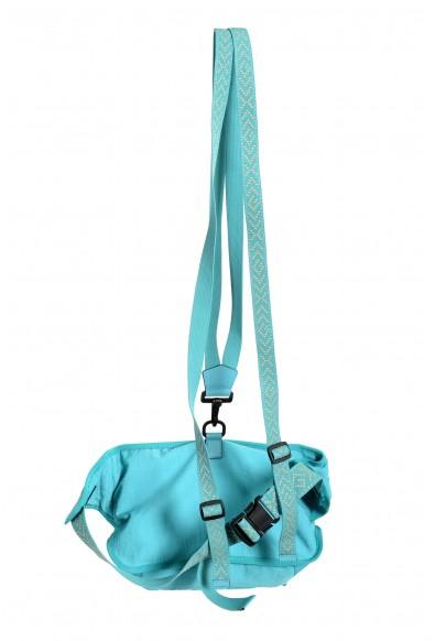 Gucci Men's Large Blue 80's LOVED Belt Fanny Bag Backpack: Picture 2