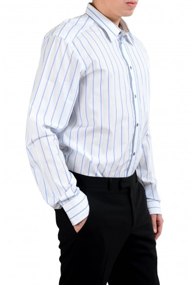 "Dolce & Gabbana ""Gold"" Striped Men's Dress Shirt: Picture 2"