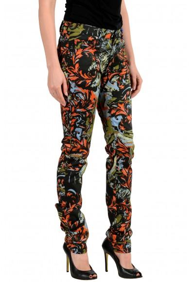 Versace Jeans Women's Multi-Color Five Pocket Jeans: Picture 2