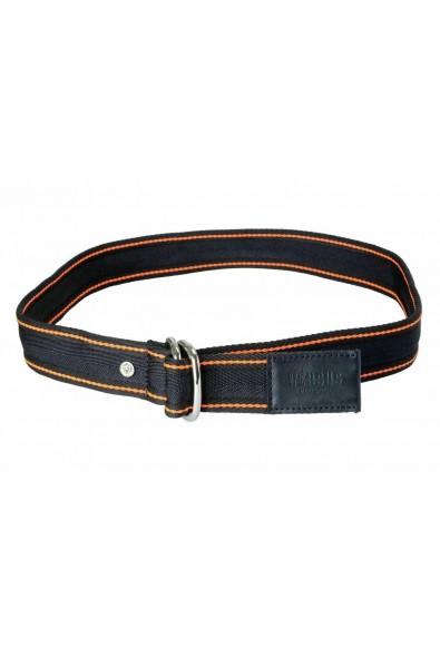 Versace Versus Leather Trim Multi-Color Women's Belt