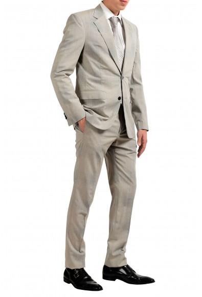Maison Margiela 14 Men's 100% Wool Gray Two Button Suit : Picture 2