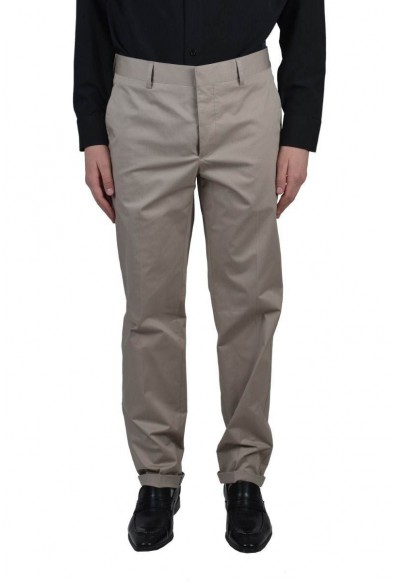 Prada Beige Men's Casual Pants