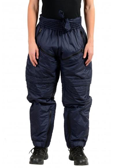Dolce & Gabbana D&G Men's Blue Insulated Snow Pants