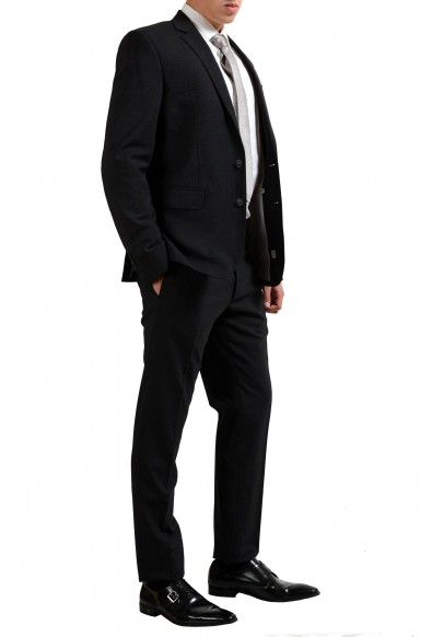 Dsquared2 Men's Wool Charcoal Two Button Suit : Picture 2