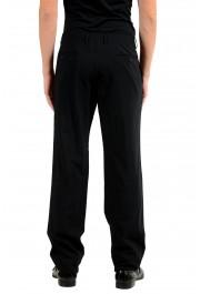 Dolce & Gabbana Men's Black Wool Dress Pants: Picture 3